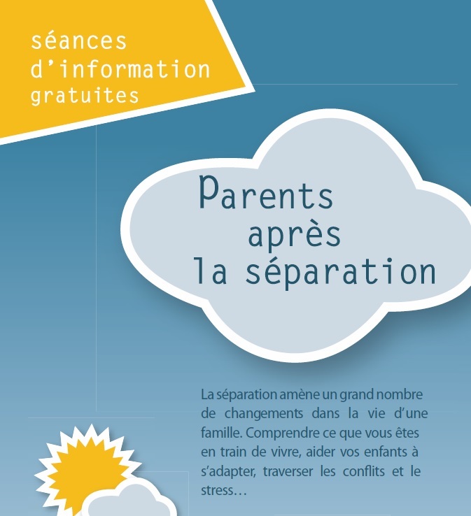 etre parents separation