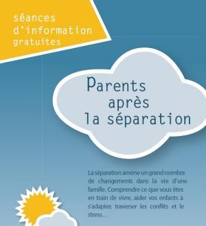 etre parents separation